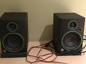 Mackie CR4 Multimedia Monitors