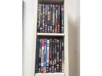 DVDs for sale - various genres