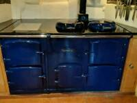 Imperial 4 oven cooker -like Aga (oil fired)