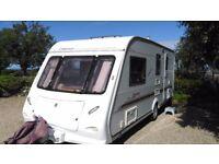 4 Berth Caravan Elddis Odyssey 524