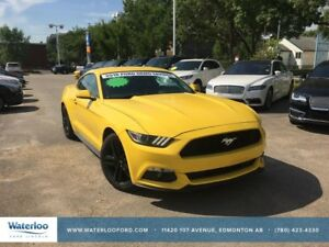 2016 Ford Mustang EcoBoost Fastback