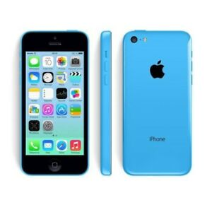 iPhone 5c bleu unlock 16GB swap/échange contre android