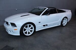 2007 Ford Mustang Saleen S281 Supercharged Speedster