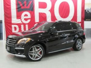 Mercedes-Benz Classe-M ML63 AMG PERFORMANCE 2015