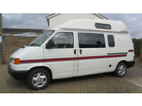 VW T4 Campervan 1995 Diesel - 2 Berth - with Awning , fitted out & in good condition