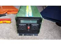 Power inverter plus 110a battery