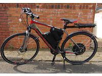 Boardman MX Comp Hybrid Electric Bike 500w 36v 13ah