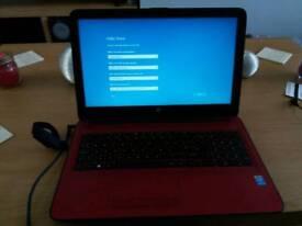 HP Laptop 4GB Ram, 1TB hard drive for sale.