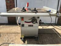 """240V SIP PROFESSIONAL CAST IRON TABLE SAW 10"""" / 254MM - 3HP"""