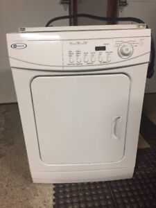 Maytag Dryer stack-able
