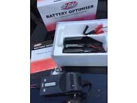 Dr Bike motorcycle battery optimiser