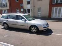2005 ford mondeo with toebar