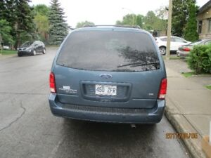 2006 Ford Freestar advancetrac se