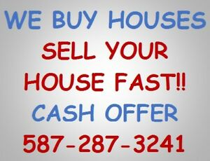 Sell Your Home FAST!!