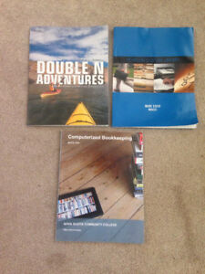 NSCC Office Administration text books