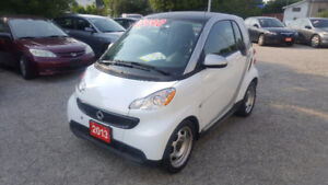 2013 Smart Fortwo Hatchback, Loaded with Warranty
