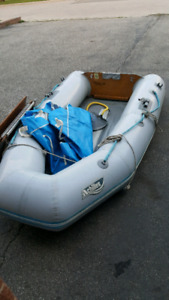 9FT Achilles inflatable Boat