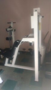 Atlantis Overhead Triceps cable machine