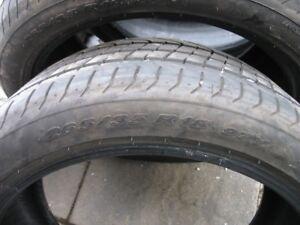 2 Pirelli PZERO de grandeur 265/35r18