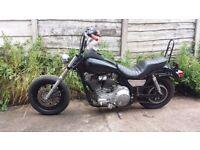 Harley Davidson fxr 1340 custom