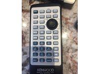 Kenwood RC-DV430 Remote control
