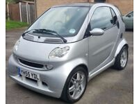 Smart Fortwo Brabus LOW MILEAGE NEW MOT 118BHP