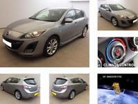 2010 Mazda Mazda3 2.2 D Sport Hatchback 5dr