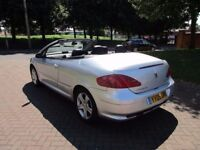 307cc Convertible 1 Owner Low Mileage