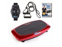 Vibration plate £100 still boxed cost £199 used once.