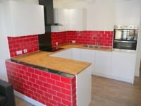 Newly refurbished four double bedroom, second floor flat on Granby Street, Leicester City Centre