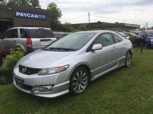 2010 Honda Civic Cpe Si