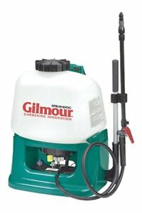 GILMOUR BP4 BACK PACK SPRAYER 4.5 GALLONS / 17LITERS - MNX