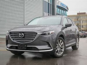 2016 Mazda CX-9 GT AWD DEMO LOADED 0.9% FINANCE