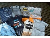 Baby Boys 6-9 Months Clothing Bundle