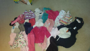 Girl 3-6 month clothes