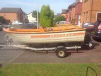 Vimar 465 fast fishing boat