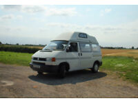 VW Campervan, 1.9td 'leisuredrive' conversion
