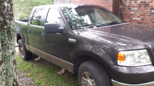 2004 and 2005 Ford F150