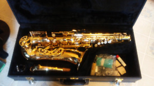 French made alto saxophone