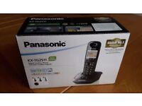 Panasonic KX-TG2511 digital cordless phone - as new