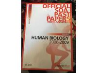 Higher Biology Past Paper Book