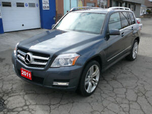 2011 Mercedes-Benz GLK-Class GLK 350 Sedan