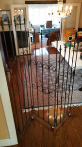 Custom Made Wrought Iron Gate + Free Delivery