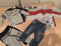 Boys clothes 12-18Months
