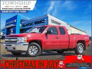 2013 Chevrolet Silverado 1500 LS - $12/Day! - 4WD - Vortec V8 En