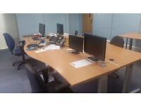 Shared office space with no cost - Only require a few days work support, Coventry