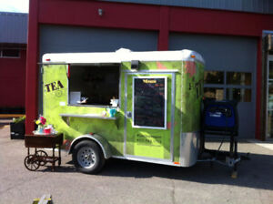 Winterized Food Trailer / Food Truck - Free Delivery