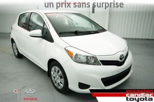 2014 Toyota Yaris LE * AUTO * AC * PACK ELECTR *