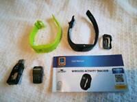 Crane activity tracker smart watch