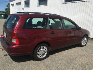 2006 Ford Focus zxw Berline